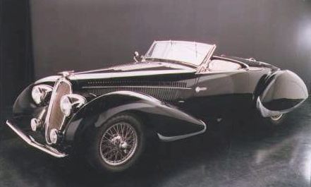 The Classic Cars Picture Archive French Automobiles