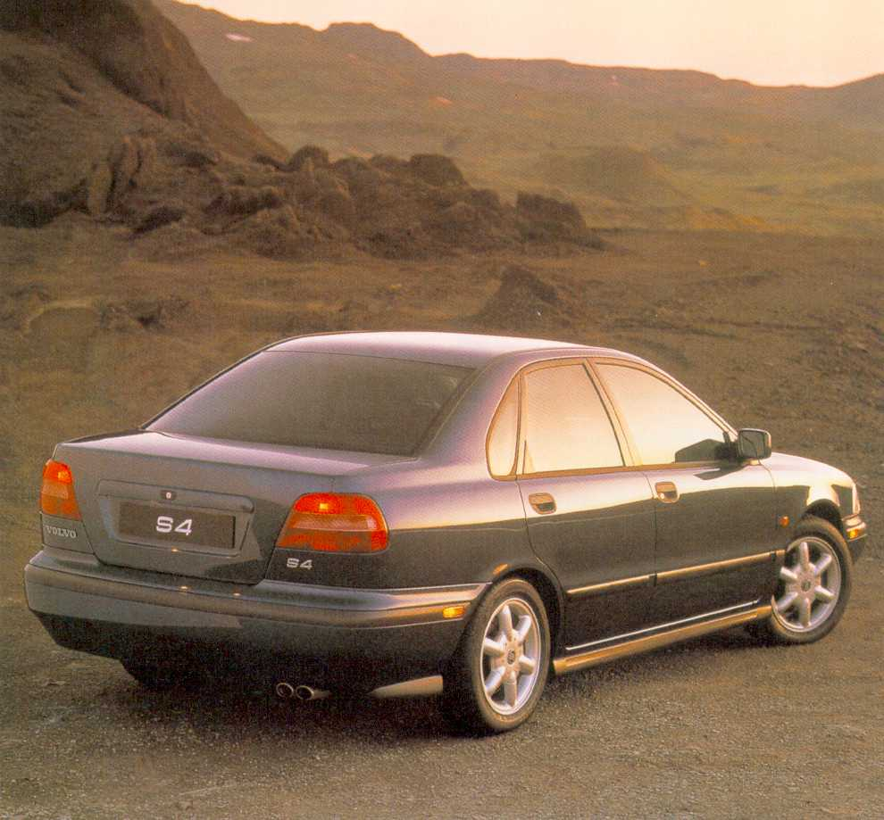 1995 Volvo S40 85kB,
